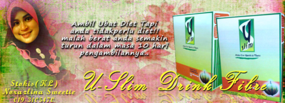 u-slim drink fibre