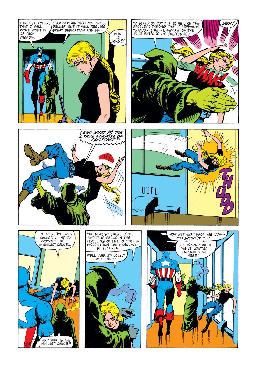 Captain America (1968) Issue #261 #176 - English 14