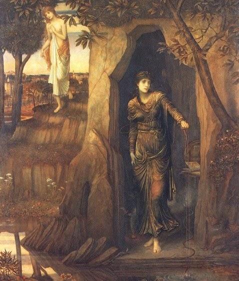 Greek Mythology Scylla