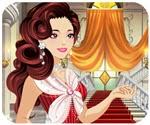 Nàng công chúa xinh đẹp, chơi game thời trang online