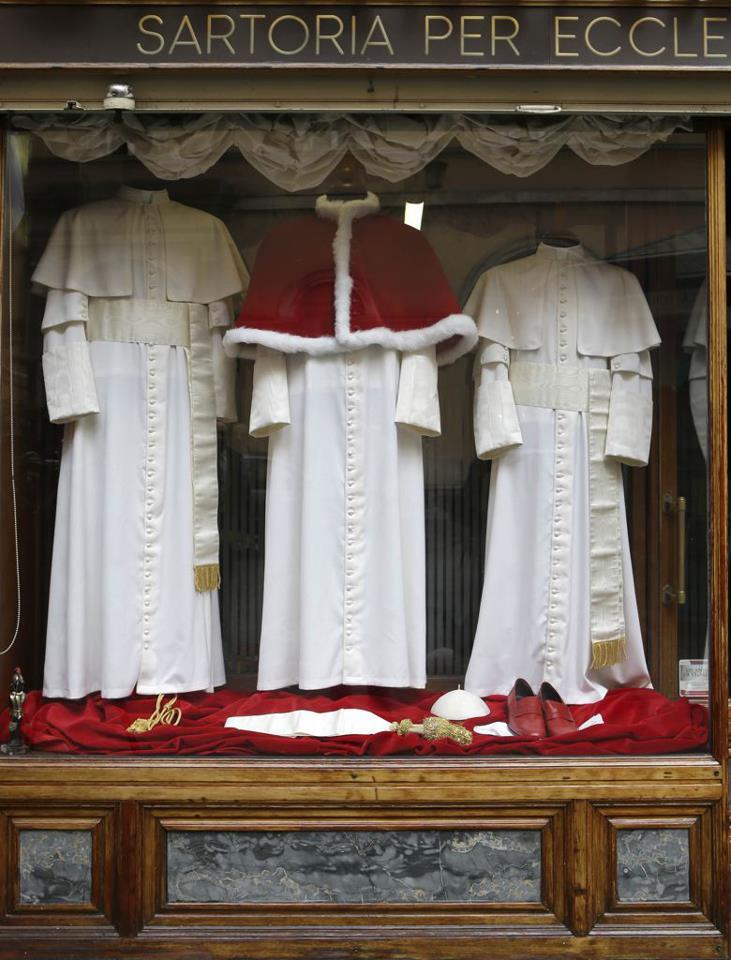 Orbis Catholicus Secundus For The New Pope Small Medium