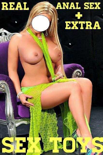 Escort Luxo Elisa