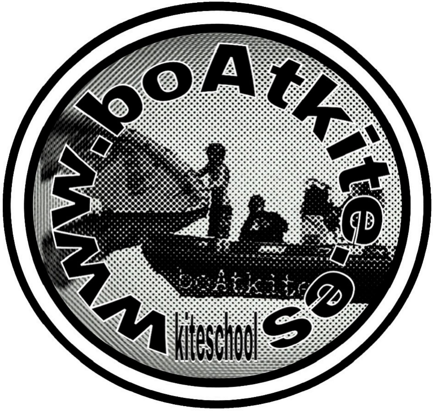 escuela kite boatkite