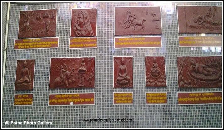 Eco Park Buddha Panels