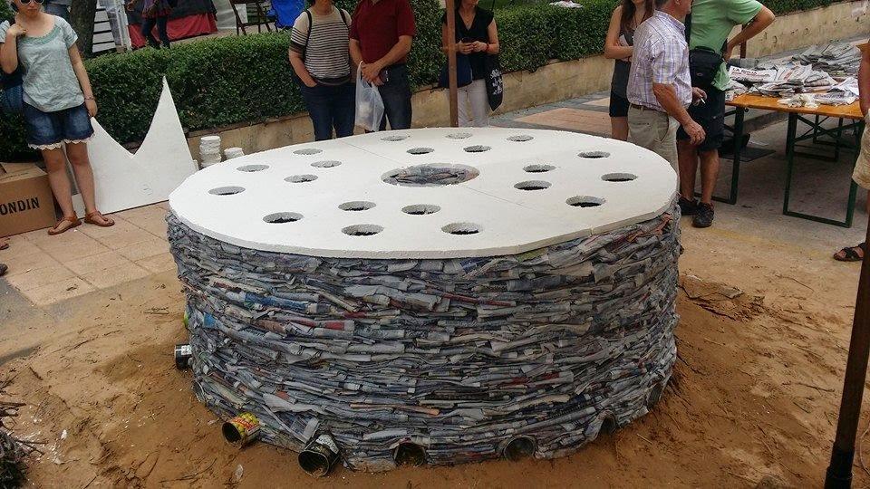Chisato ceramica mandala de fuego horno de papel para for Horno ceramica precio