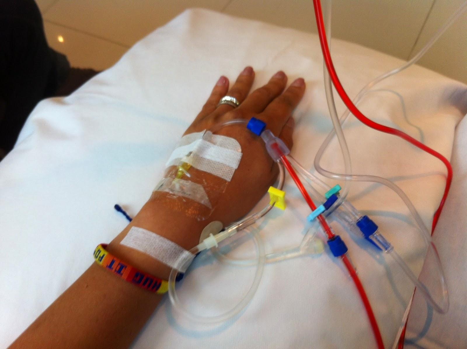 ciclo de quimioterapia