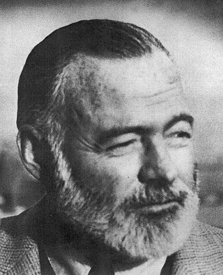 the unique writing styles of ernest hemingway captures the readers Buy a cheap copy of in our time book by ernest hemingway no writer has been more efficiently overshadowed by his imitators than ernest hemingway from the moment he unleashed his stripped-down, declarative sentences on free shipping over $10.