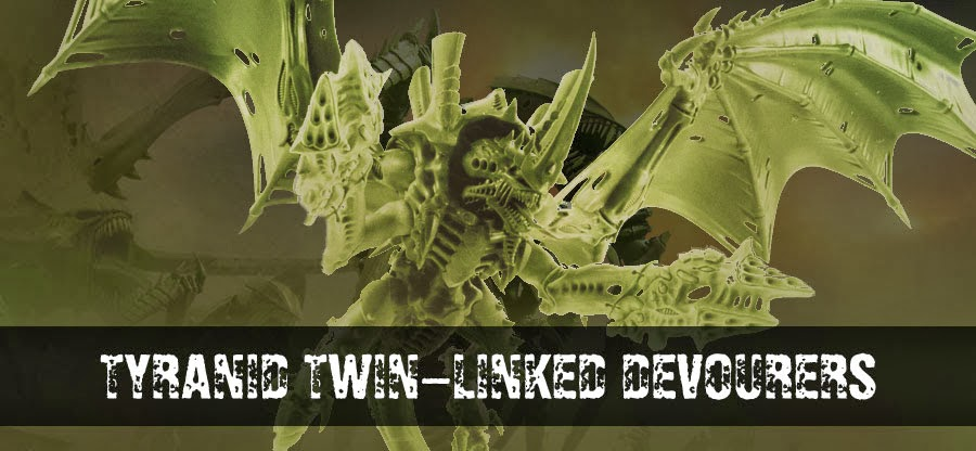 TYRANID TWIN-LINKED DEVOUERS