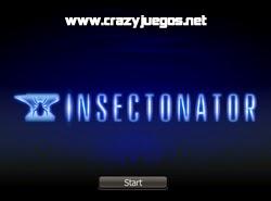 Jugar Insectonator