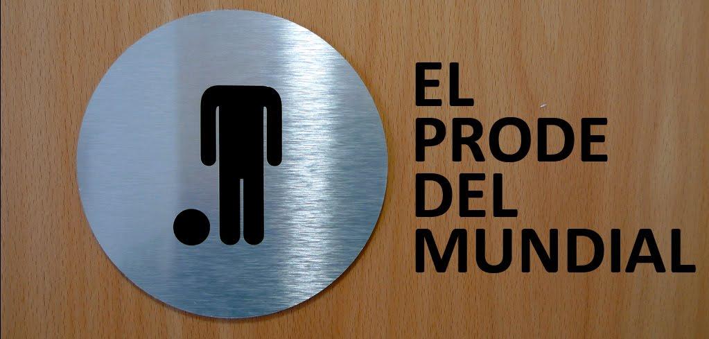 EL PRODE MUNDIAL