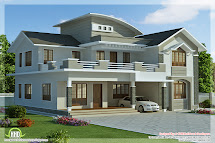 New Kerala Home Designs