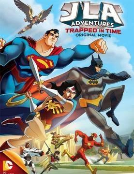 descargar La Liga de la Justicia: Atrapados en el Tiempo – DVDRIP LATINO