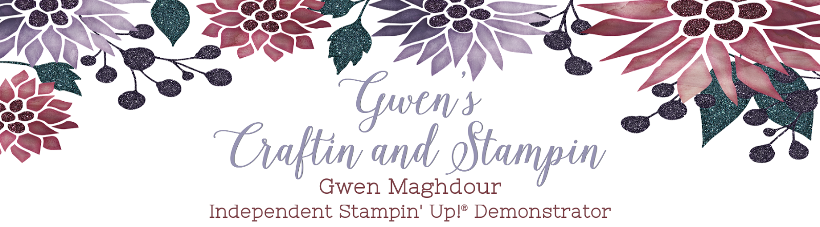 Gwen's Craftin and Stampin