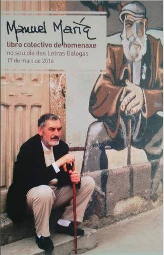 Manuel María. Libro colectivo de homenaxe (2017)