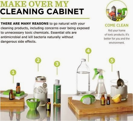 How To Use Essential Oils for Cleaning - The Greener Cleaner Webinar I Barbara Christensen I Paleo Vegeo DoTERRA IPC 126132