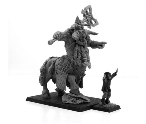 Chaos Dwarf Bull Centaur Taur'ruk