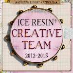 Ice Resin Creative Team member2012 2013