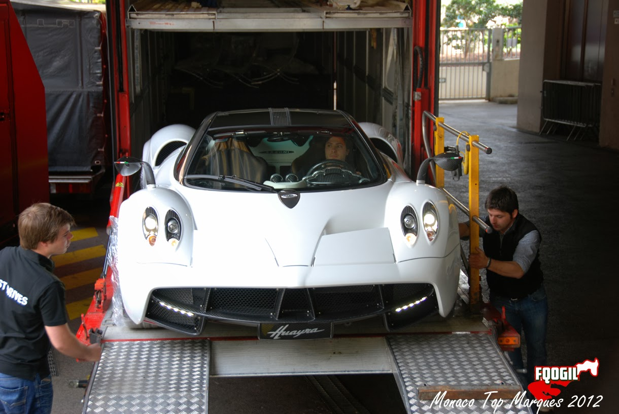 Prototype 0 Pagani Huayra For Sale In Dubai By Al Ameer