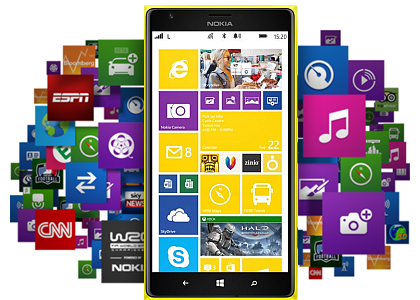 CloudMesh, Cloud Mesh Nokia Lumia