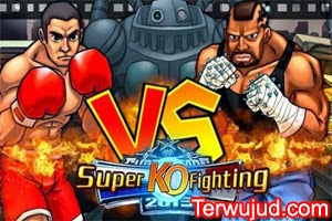 Game Android: Super KO fighting