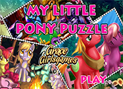 My Little Pony Real Puzzle