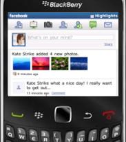 Download Aplikasi Facebook untuk BlackBerry Gratis