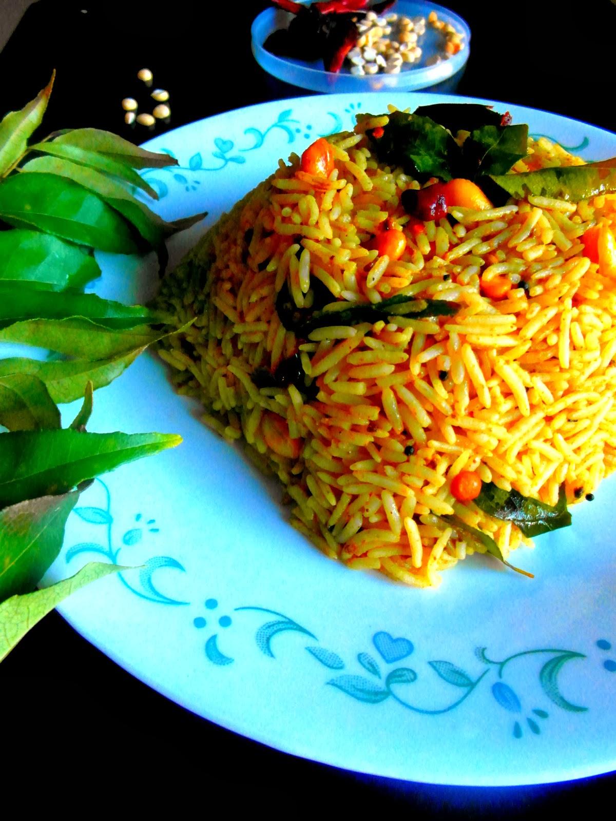 tamarind_rice_puliyodarai