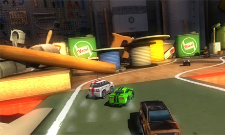 Table Top Racing Game Modded Apk Obb Data « Smart Phone World