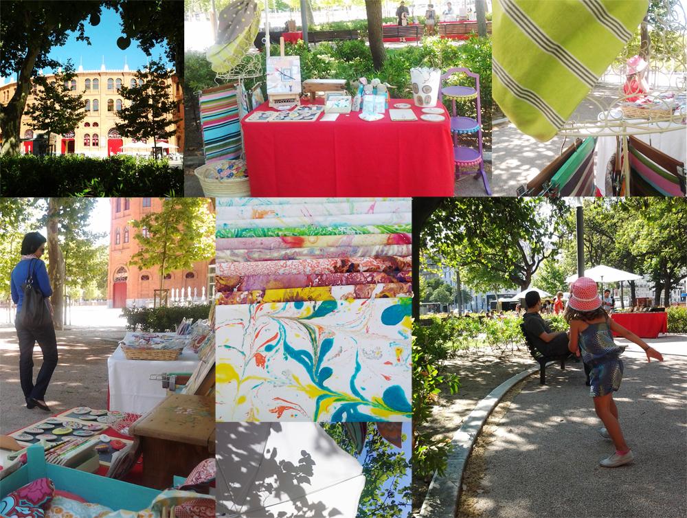 Artesanato Jardim Da Estrela ~ Feira do artesanato portugu u00eas nos Jardins do Campo Pequenoo