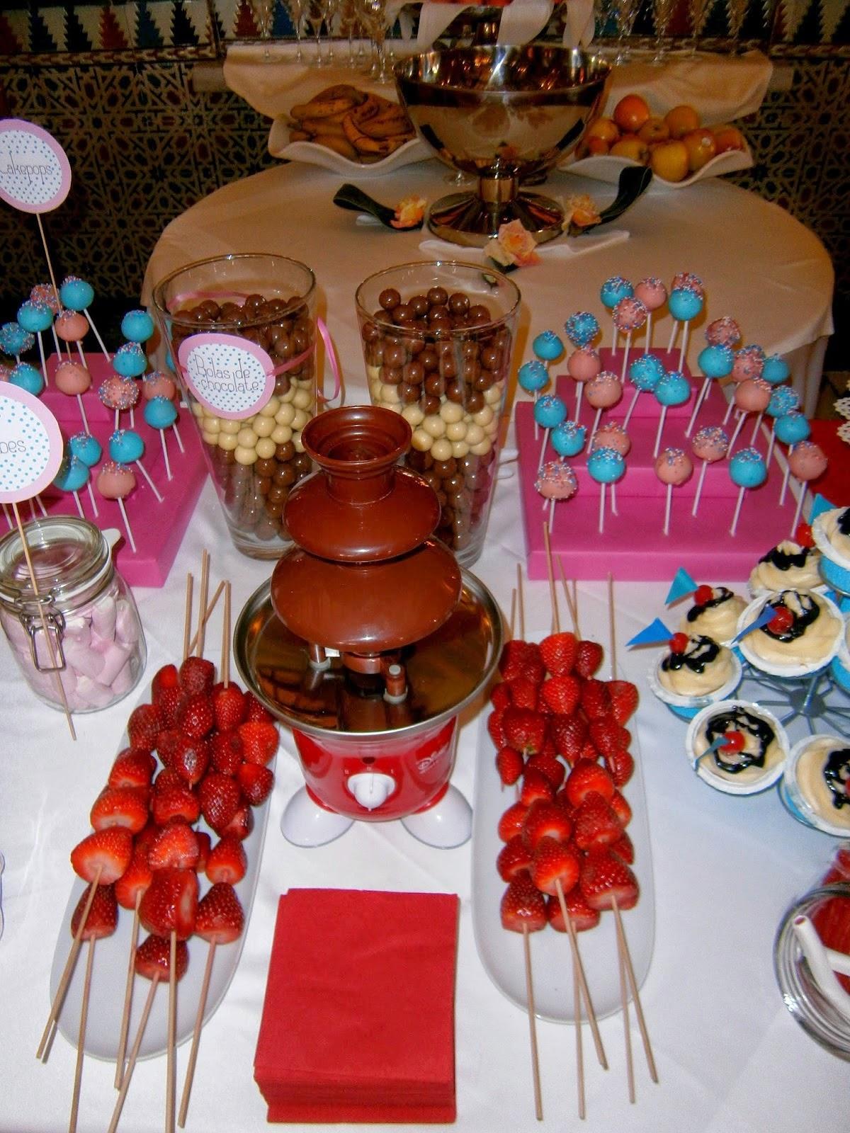 Candybytes mesa dulce de comuni n - Mesas dulces para ninas ...