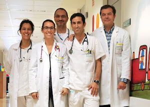 EQUIPO DE PEDIATRÍA HOSPITAL BARBASTRO (IHAN)