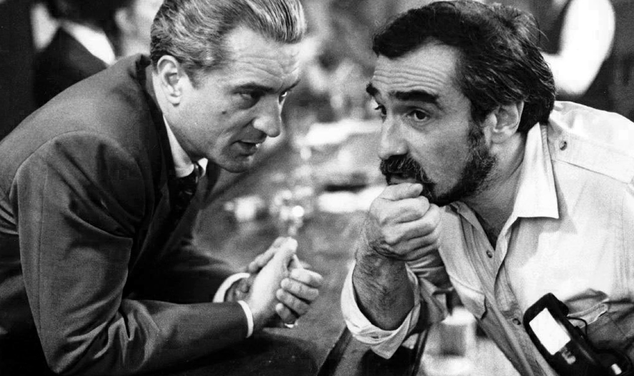 Image result for martin scorsese set of goodfellas