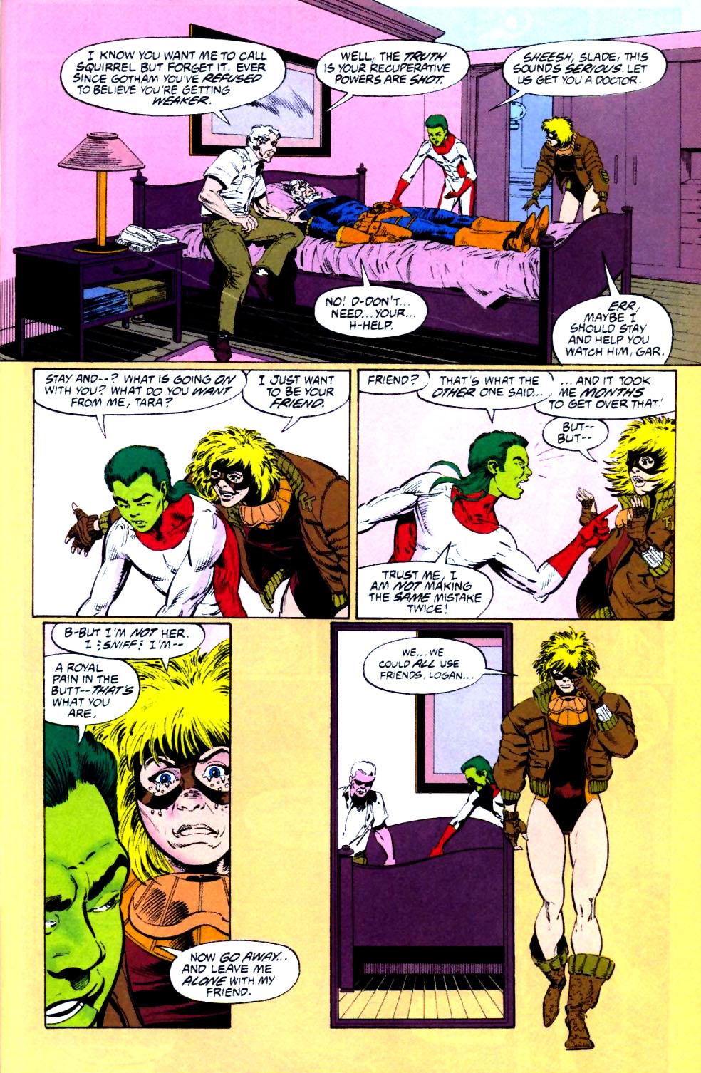 Deathstroke (1991) Issue #15 #20 - English 4
