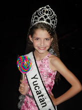 Michell Joh Ann Griffin Ponce, NBIY2011, actriz y modelo infantil