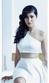 Shruti Haasan's more pics from FHM magazine
