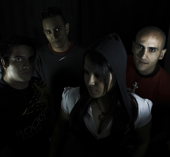 Duke: alternative rock band from Venezuela played in E105 of ArenaCast