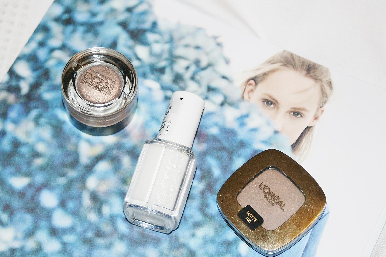 Katherine Penney Chic magazine makeup drugstore haul