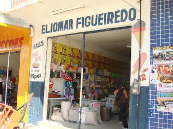 ELIOMAR FIGUEIREIDO O PIONEIRO