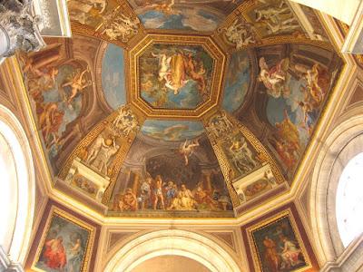 Vatican Frescos Rome
