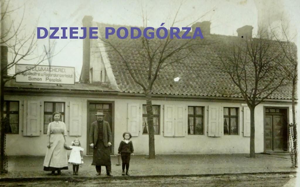 Dzieje Podgórza