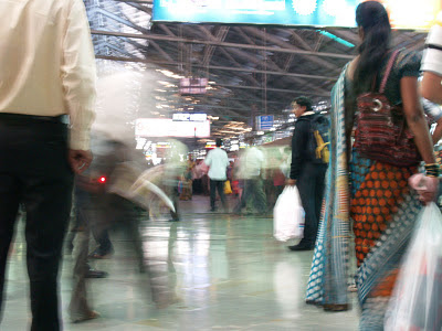 India - Bombay: Victoria Station