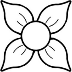 Rosesperpintarcastella additionally Imagenes De Amor Para Colorear likewise Mandala Para Imprimir 936882182901 additionally Desenhos De Beija Flor Para Imprimir E in addition Flores E Buques Desenhos Para Colorir. on flor para pintar