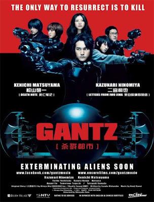 Ver Gantz Película Online Gratis (2011)