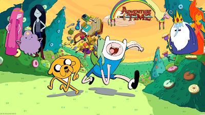 Phim Giờ Phiêu lưu -Adventure Time