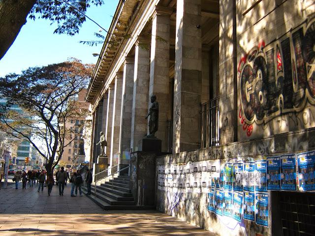 Biblioteca Nacional Uruguay