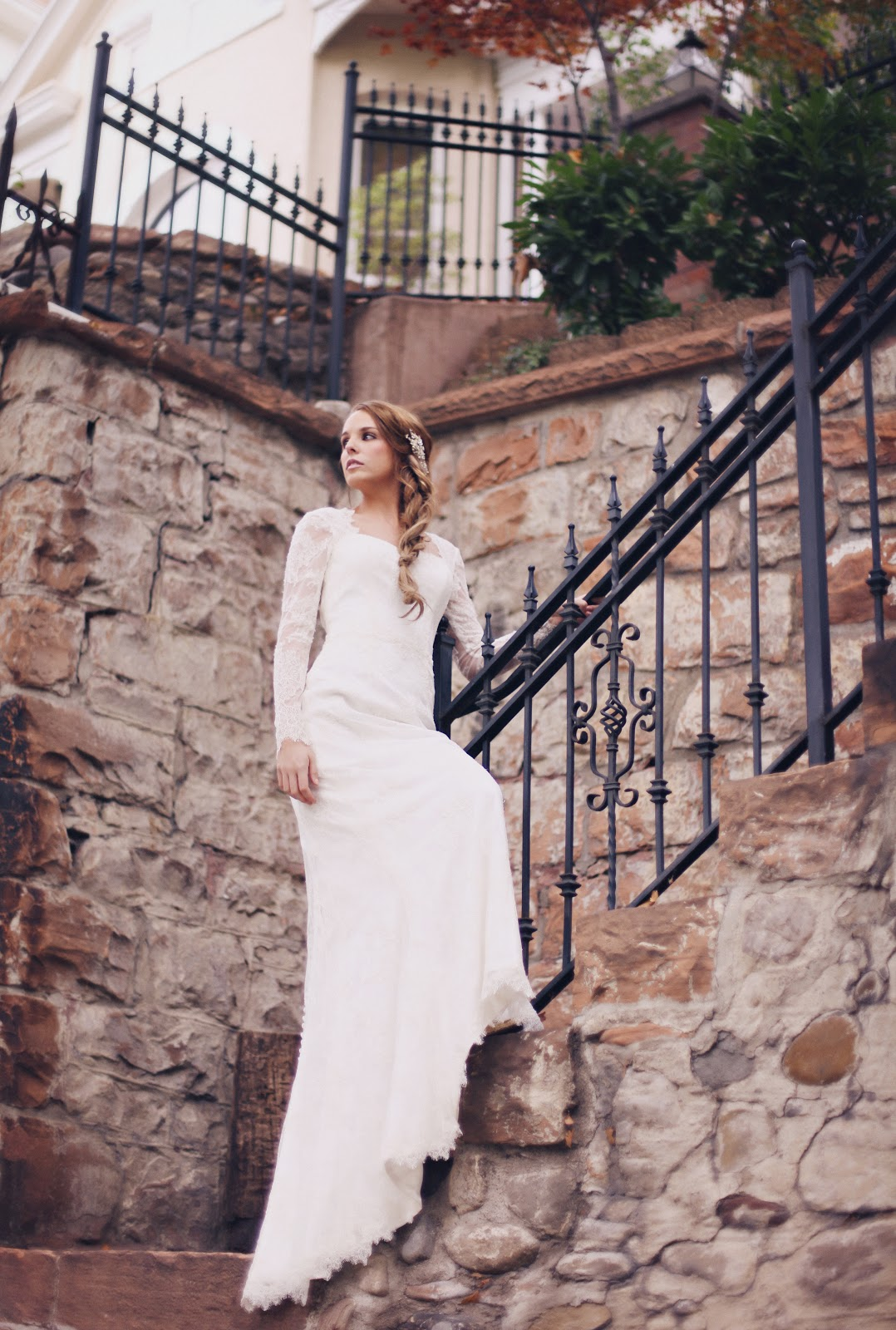 1000 images about modest bridal on Pinterest