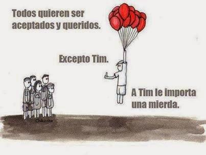 ME LLAMO TIM