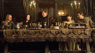Esos Freys y sus bodas...