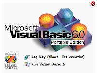 Microsoft Visual Basic 6.0 Portable Full Download