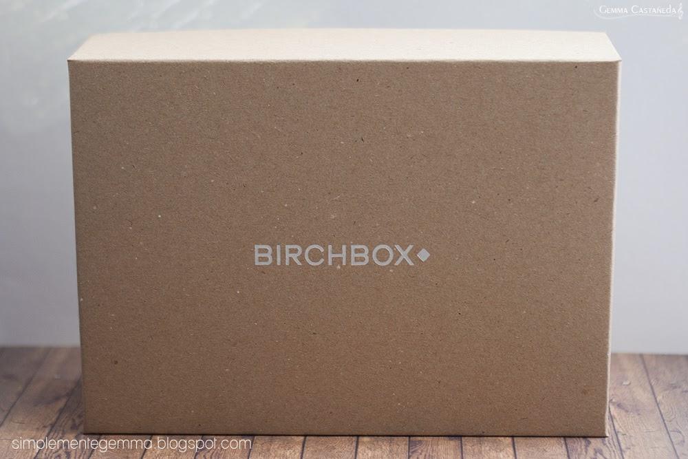 caja birchbox abril